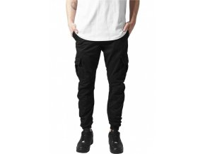 urban classics cargo jogging pants black 28898
