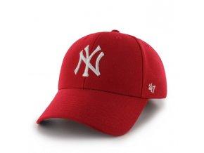 47 brand mvp ny yankees red white 54701