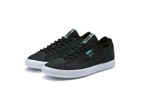 puma x diamond clyde sock lo trainers black 56000