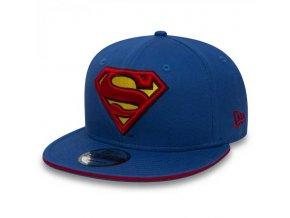 Kids New Era 9Fifty Youth Warner Bros Classic Superman Snapback - UNI
