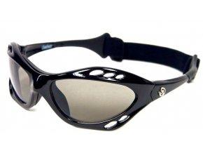 Okuliare Meatfly Kite black (Pohlavie pánske, dámske, Barva black)