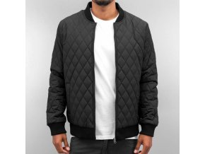 cyprime quilted jacket black 30921