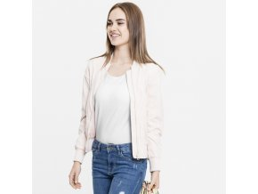 urban classics ladies light bomber jacket light pink 32964