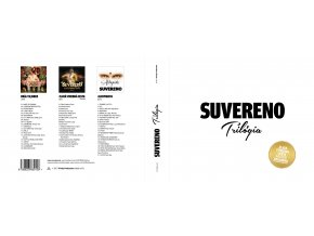 SUVERENO - TRILÓGIA COVER