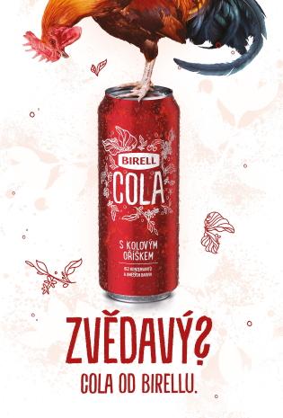 Birell Cola