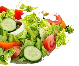 Zeleninové a jiné saláty