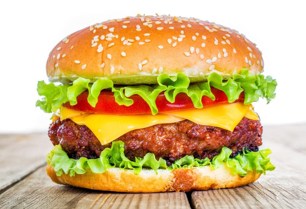 Burgery, bagety a hranolky