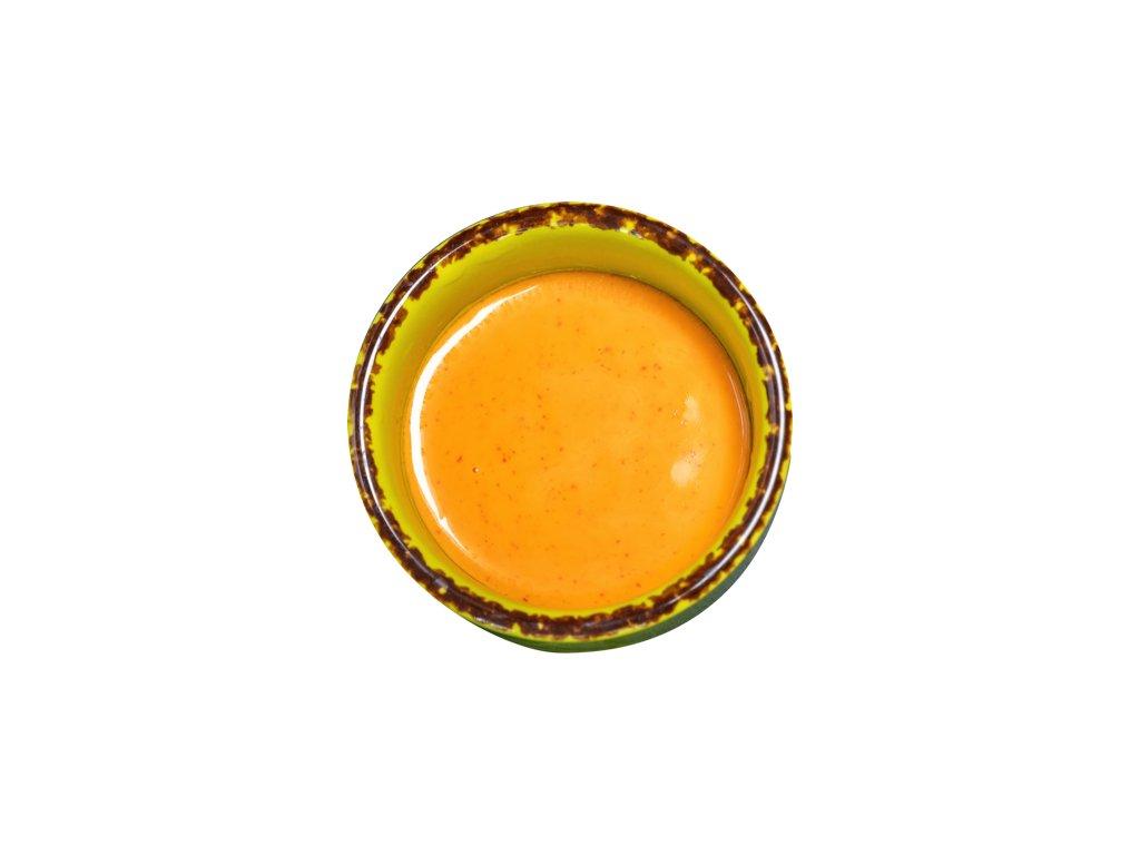 Sriracha majonéza