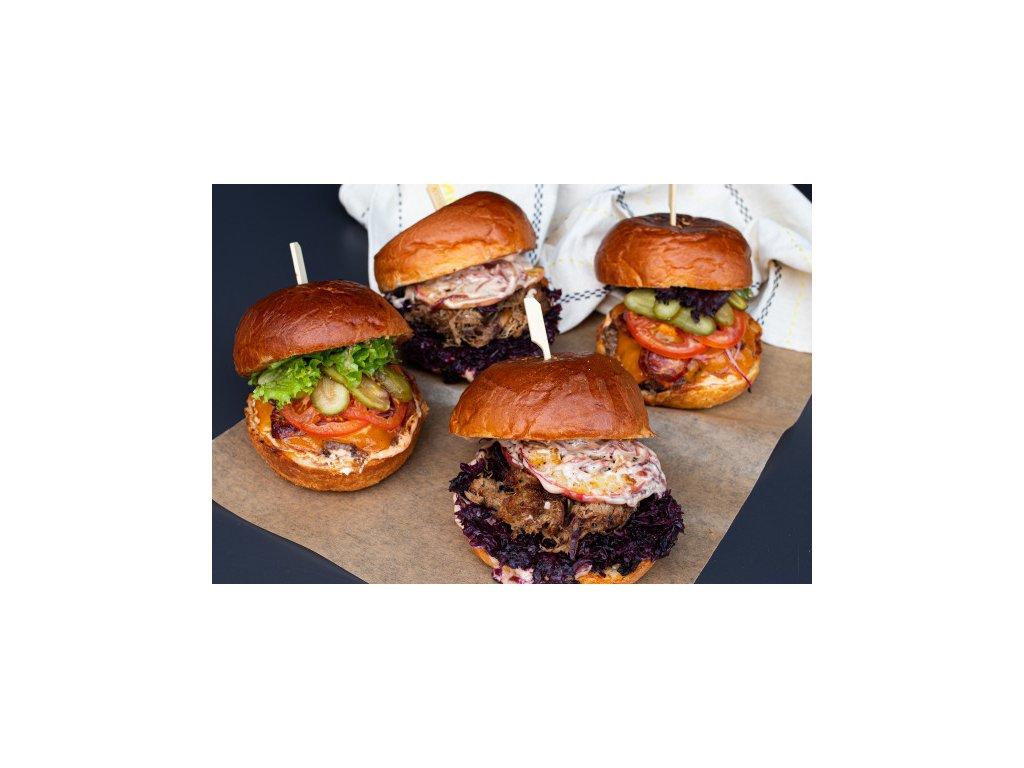 Burger Party BOX