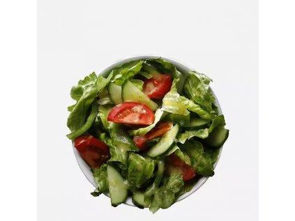 zahradní salát