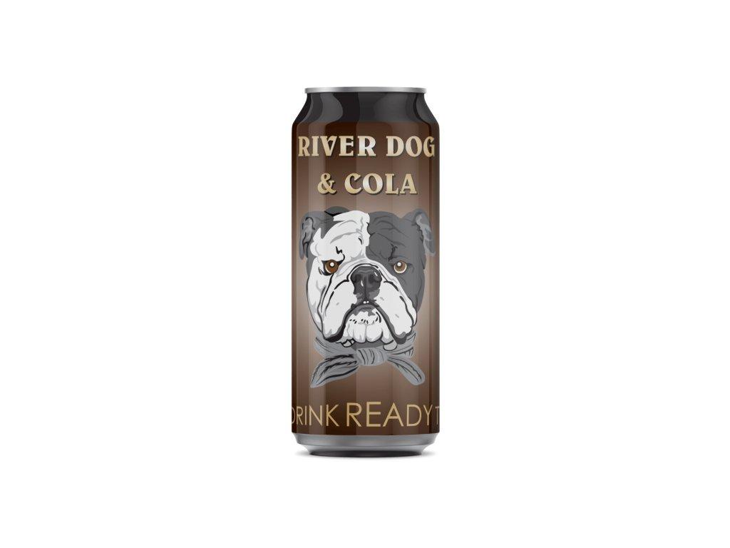 500ml mockup RIVER DOG 387x527