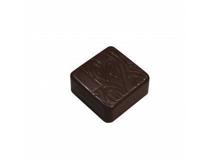 Nugat v horke cokolade