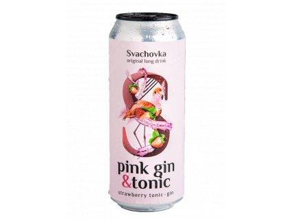 cans 4 all drink 2 go pivo v plechu svachovka original long drink pink gin tonic strawberry 500 ml