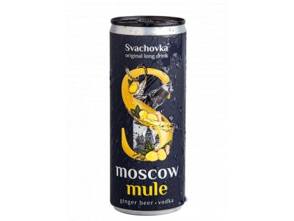 cans 4 all drink 2 go pivo v plechu svachovka original long drink moscow mule ginger beer vodka 250 ml