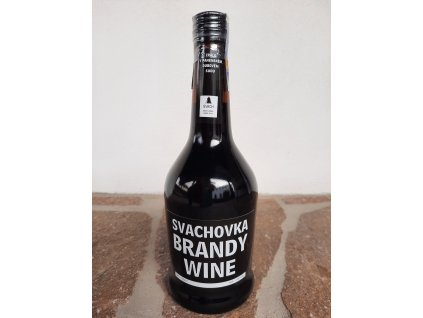 Svachovka Brandy wine 19%