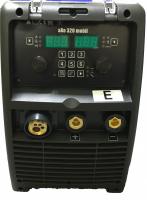 Svařovací synergický invertor aXe 320 Mobil Gas AlfaIn