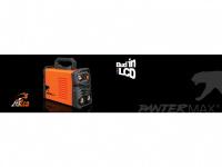 Invertor pro svařování PanterMax 215 LCD pro MMA a TIG - výhodný SET