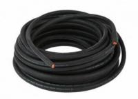 Kabel pro přenos proudu. Svářecí kabel. Startovací kabel.