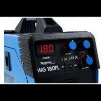 CO2 svářecí zdroj Sherman MIG 180 FL pro MIG a MMA - výhodný SET