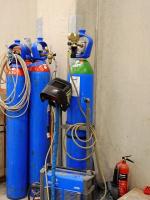 Plyny pro svařování