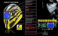 Samostmívací kukla svářecí KOWAX KWX730ARC++