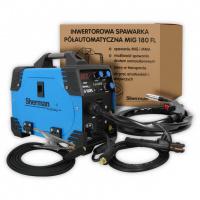 CO2 svářecí zdroj Sherman MIG 180 FL pro MIG a MMA