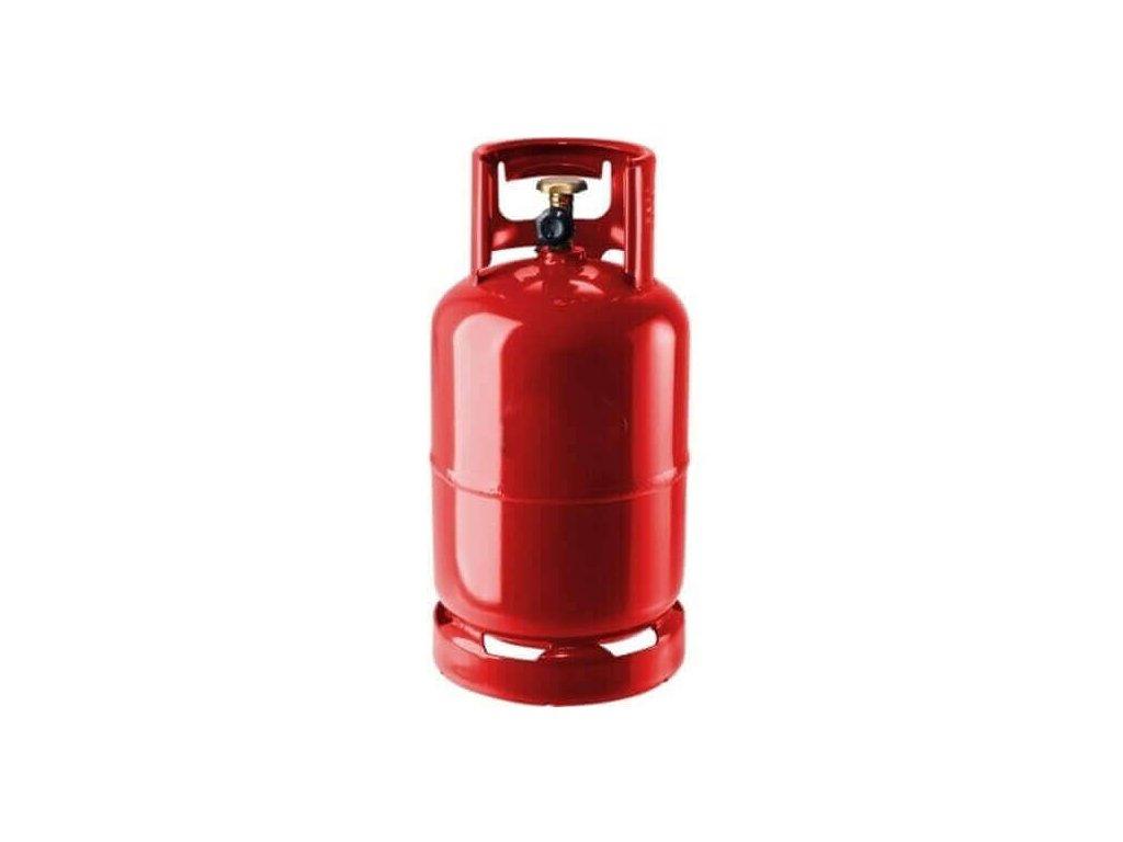 Tlaková lahev na Propan - butan 5 kg