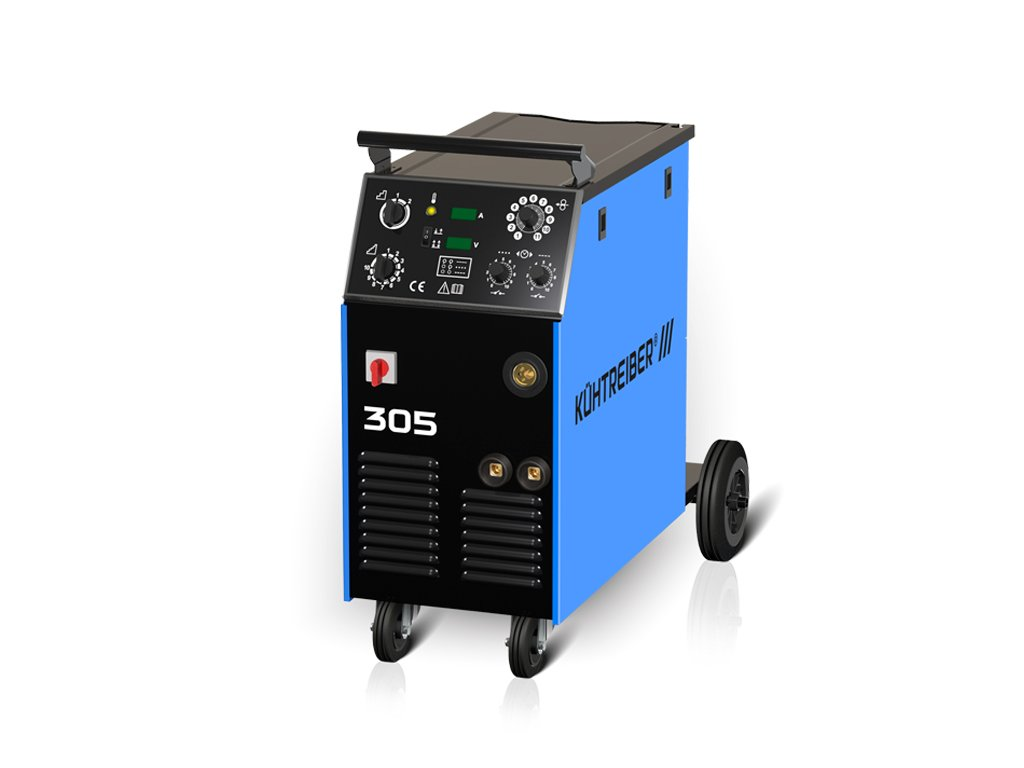 Svářečka CO2 KIT 305 Kühtreiber®