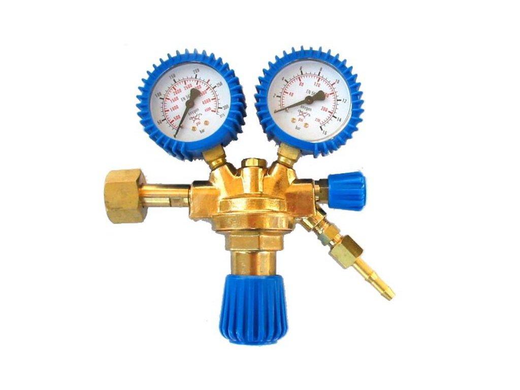 Redukční ventil pro Kyslík