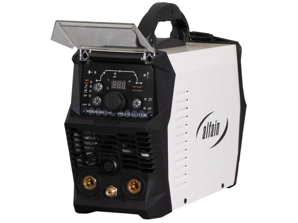 Svářečka TIG Perun 200 T HF