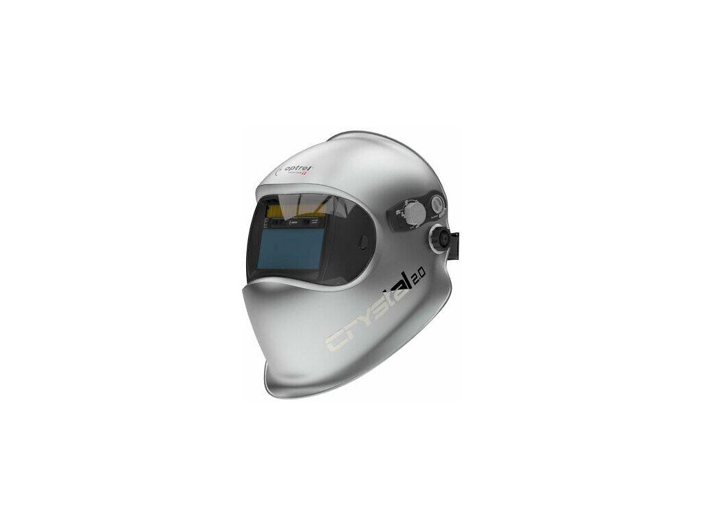 Svářecí kukla samostmívací OPTREL® Crystal 2.0