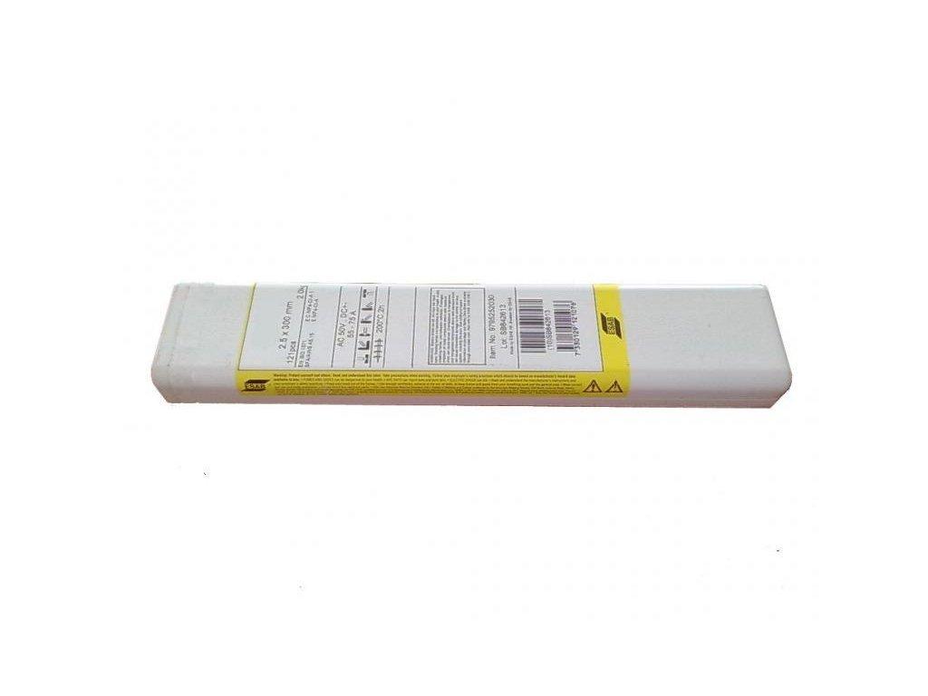 Elektrody NAVAŘOVACÍ basické OK Weartrode 55 HD ( OK 84.58 ), Ǿ 3,2 mm x 450 mmOK weartrode 55 hd