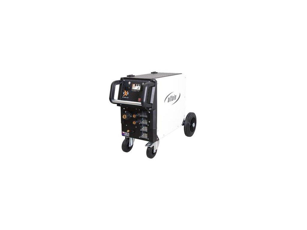 Svářečka MIG/MAG AlfaIn aXe 201 MIG LCD pro CO2