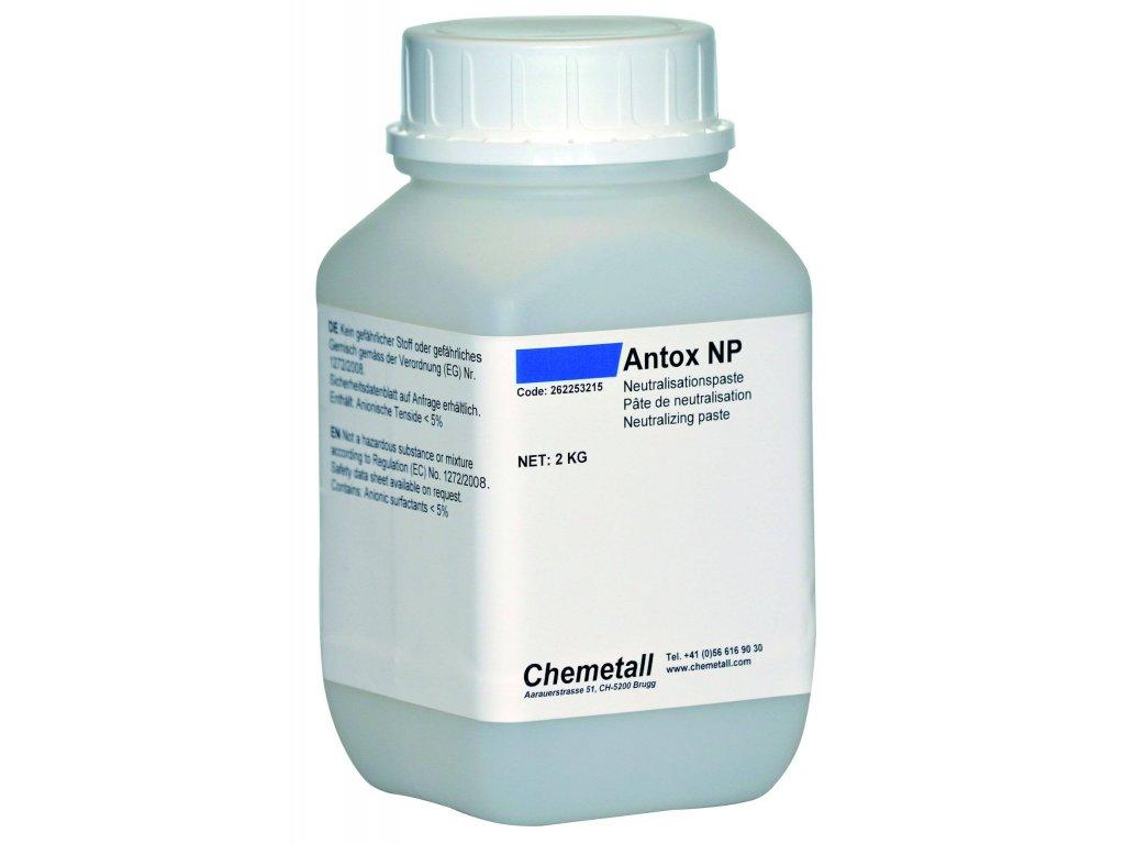 Neutralizační pasta na nerez Antox NP 2 kg
