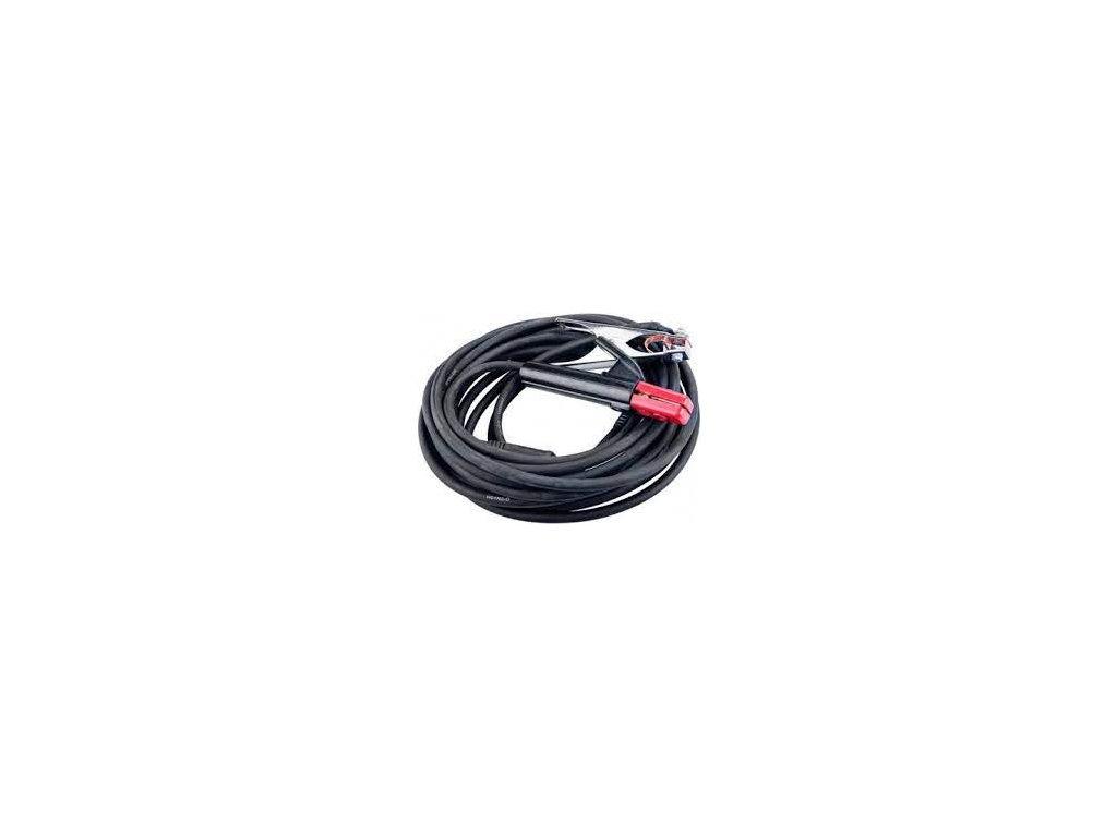 Svářecí kabely 300A Eproflex, 2x 5m, 35-50
