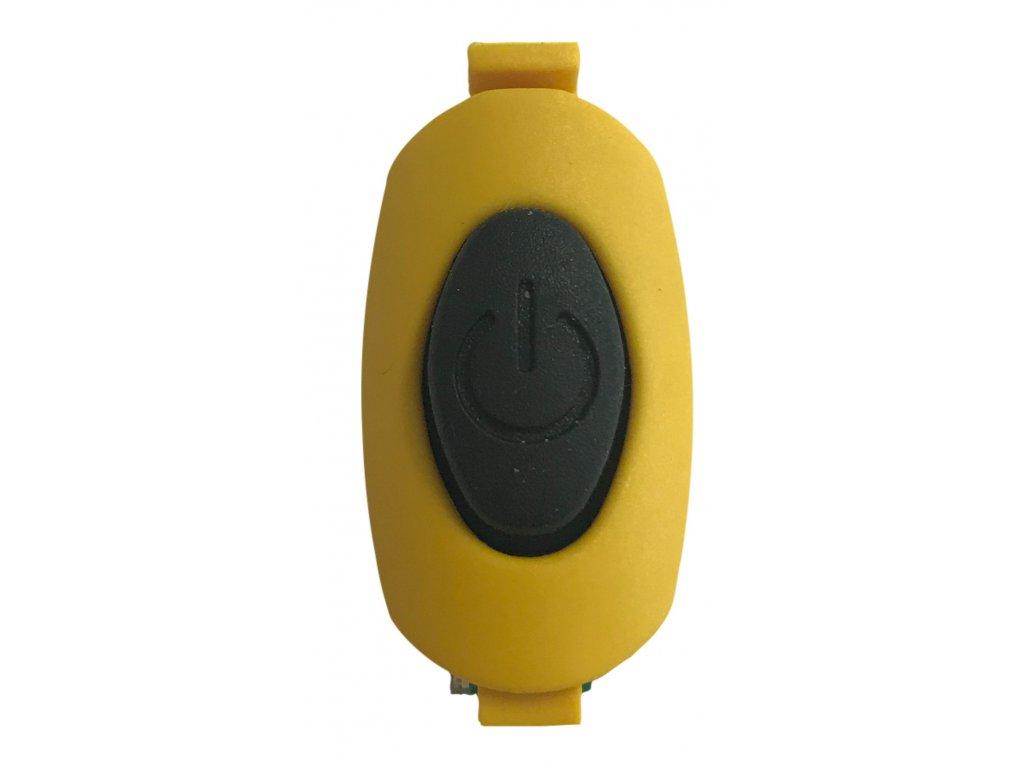 Jednotlačítkový vypínač na TIG hořák
