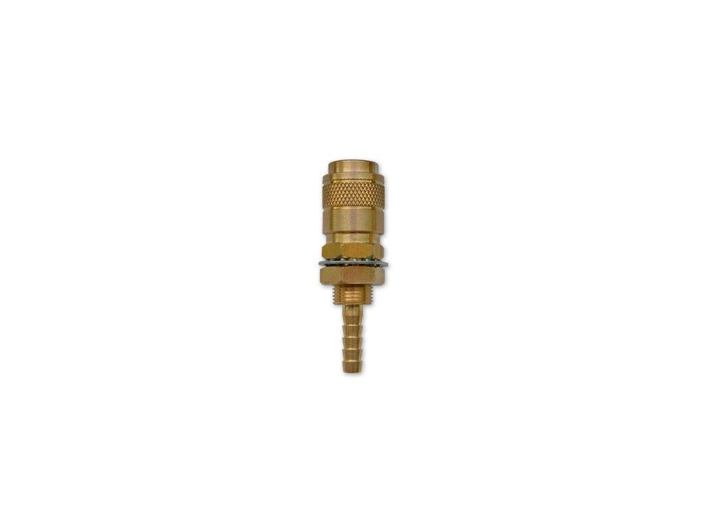 Rychlospojka pro připojení plynu SAMICE 8 mm