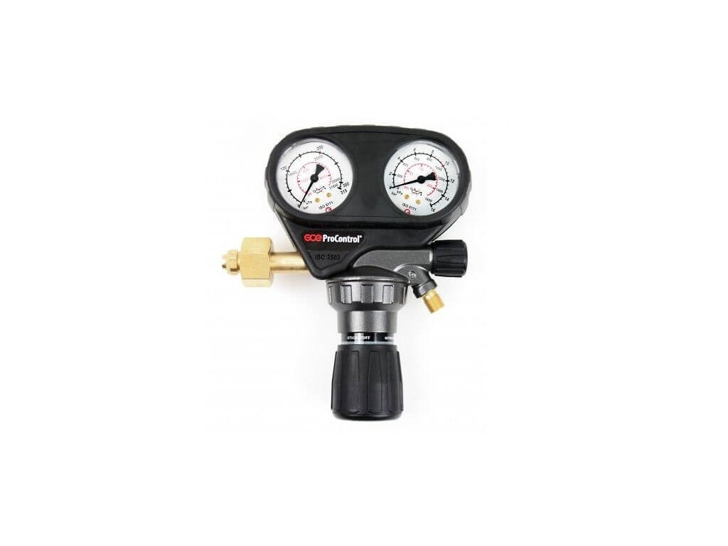 Redukční ventil GCE ProControl CO2 200/30 l