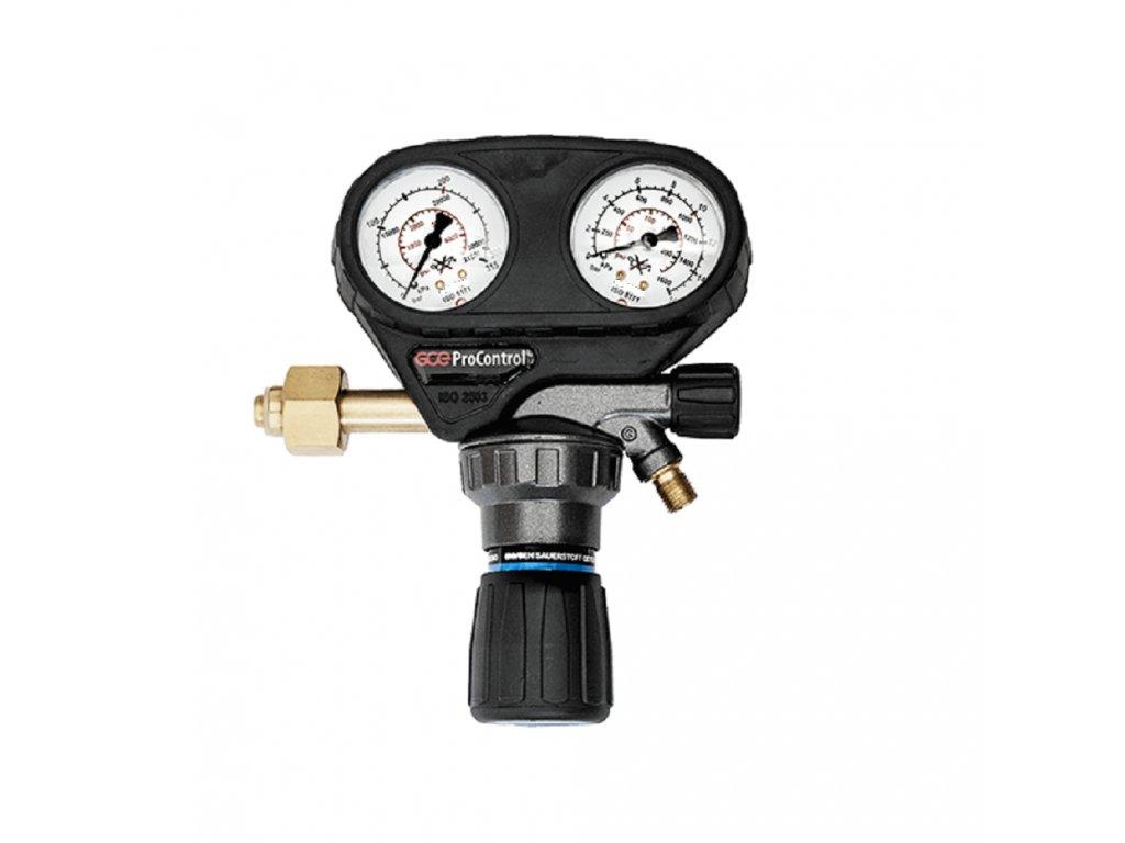 Redukční ventil GCE ProControl DUSÍK 200/10 bar
