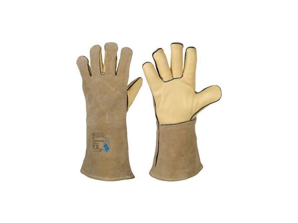 Svářecí rukavice Welder Profi 2
