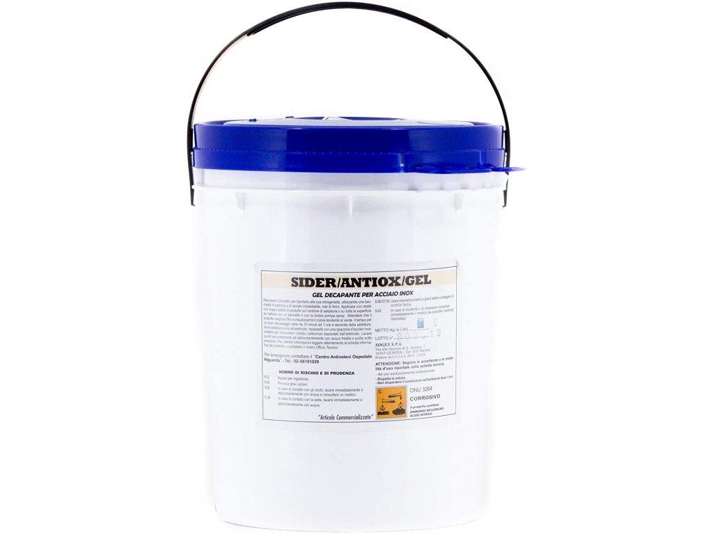 Mořící gel na nerez Antiox 5 kg