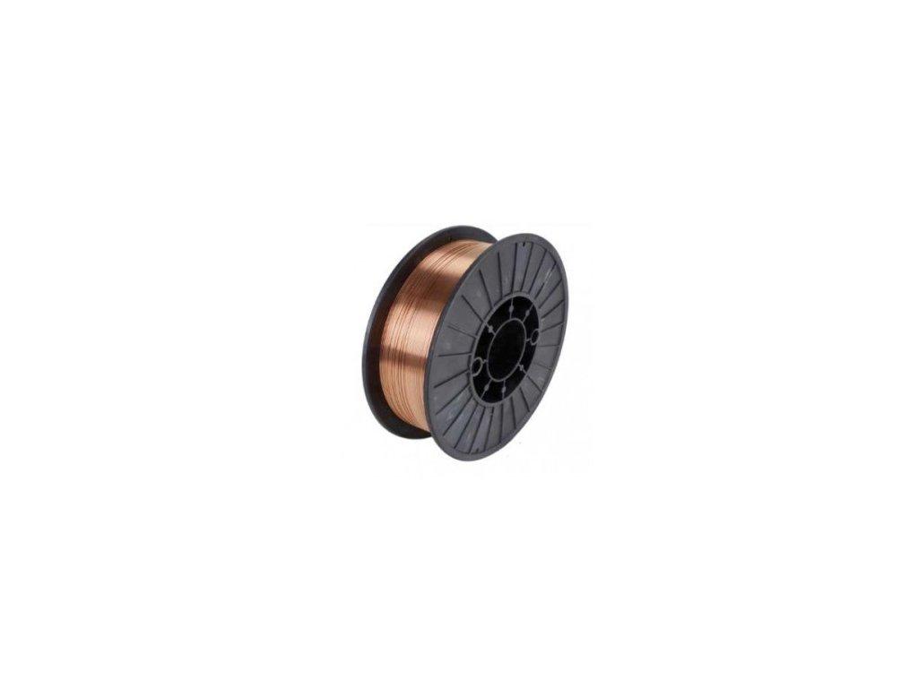 Drát po CO2 ocel, Ǿ 0.6 - 1.0 mm, 5 kg cívka KOWAX®