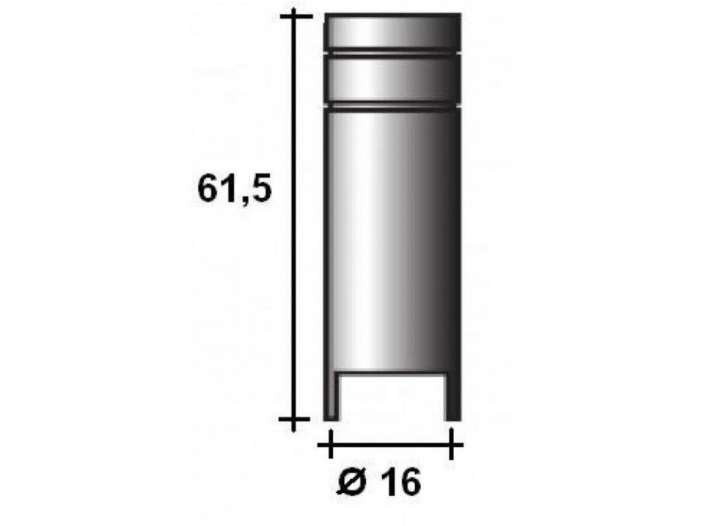 Náhradní díly hořák 150A