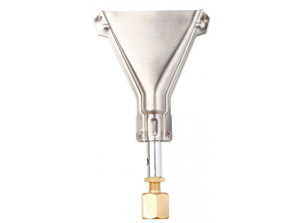 Hořák plynový - plochý- 1500W na rukojeť pro Propan a Propan-butan
