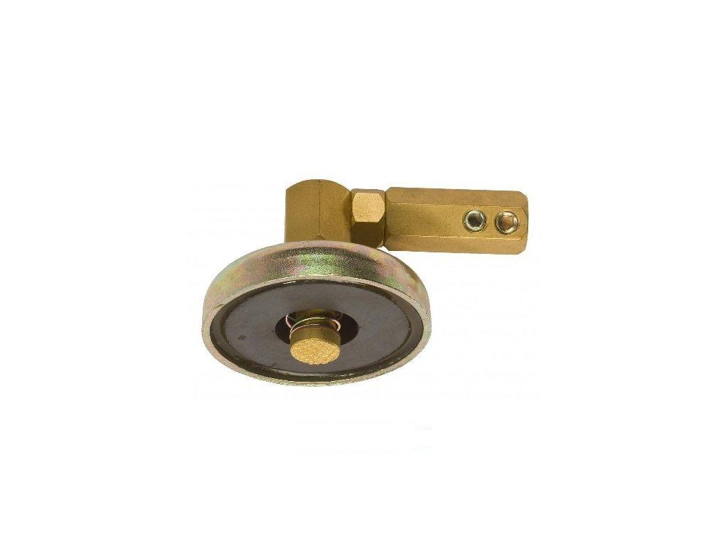 Zemnící svěrka magnetická 600 A