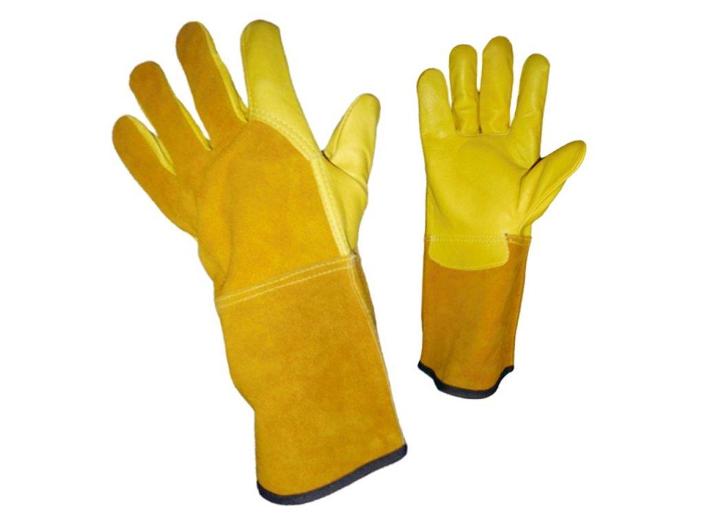 Svářecí rukavice LUXWELD