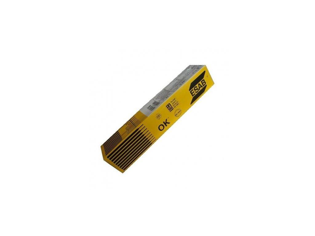 Elektrody OK 67.60, Ǿ 2.5 - 3.2 mm x 300 - 350 mm ESAB®