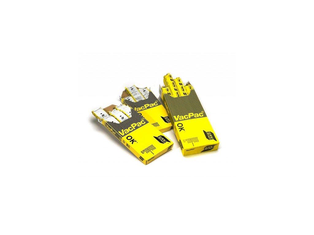 Elektrody OK 63.85, Ǿ 2.5 - 3.2 mm x 300 - 350 mm ESAB®