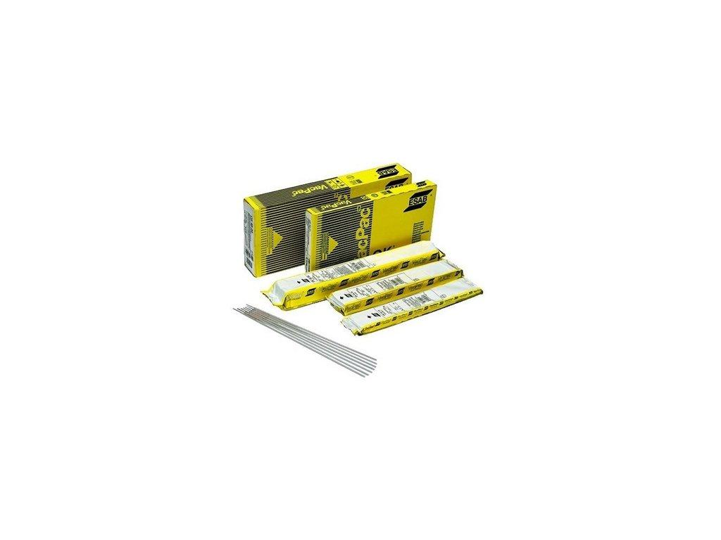 Elektrody OK NiFe-CI PŘECHODOVÉ LITINA (OK 92.60), Ǿ 2.5 - 4.0 mm x 300 - 350 mm ESAB®