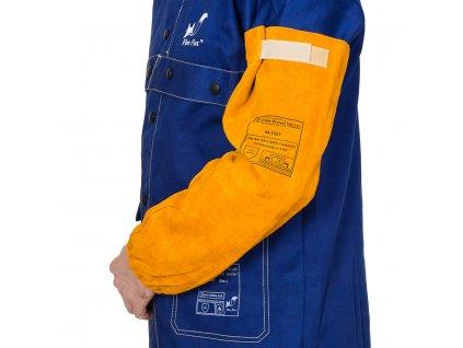 Svářečský rukávník - pár - odolná kůže